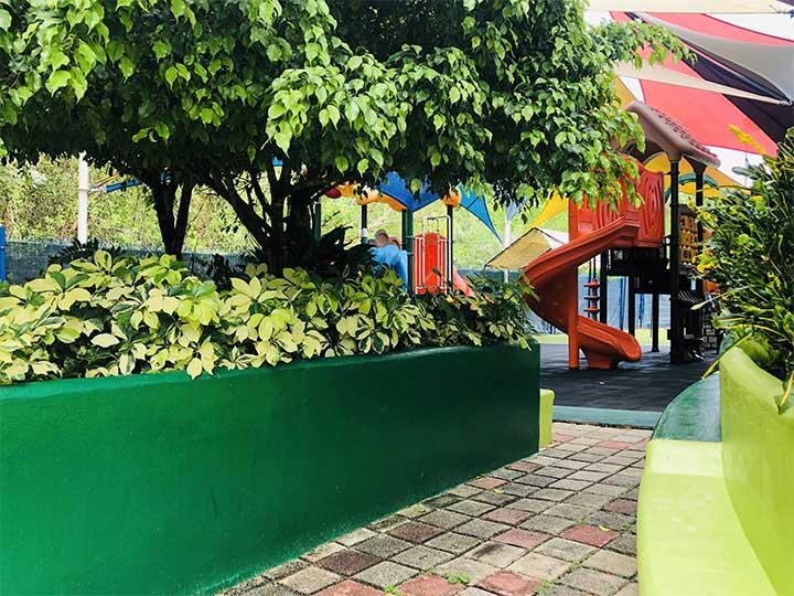 Área de Preescolar